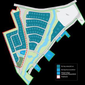 Master plan Precinct 1A